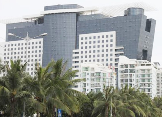 海口市人民医院酸化水系统