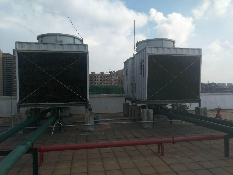 海口市烟草专卖局必威体育官网登录冷却塔设备维护betway必威登录官网服务